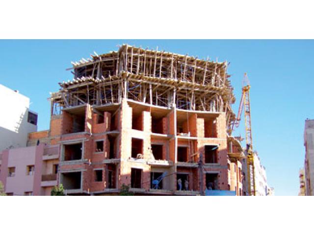 Travaux construction