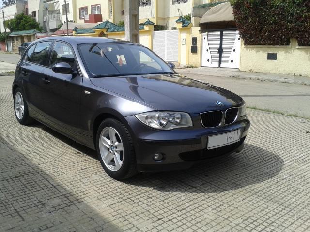 BMW serie 118 D