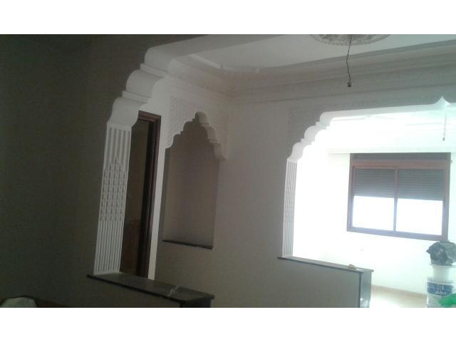 Appartement 120 m2 à Temara Hay Nahda