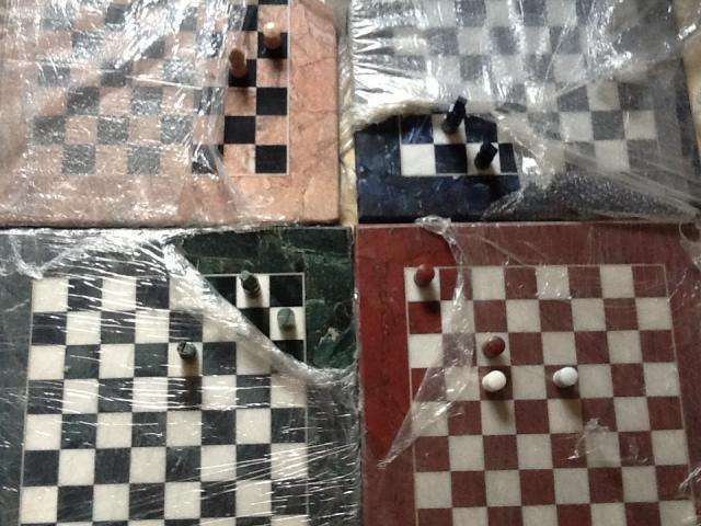 Jeux d'échecs en Agate à vendre