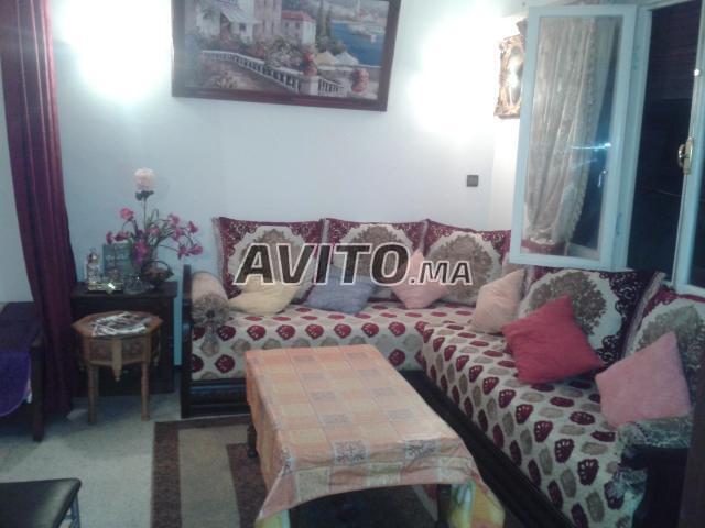 Appartement 32 m2 meublé a louer, Rabat