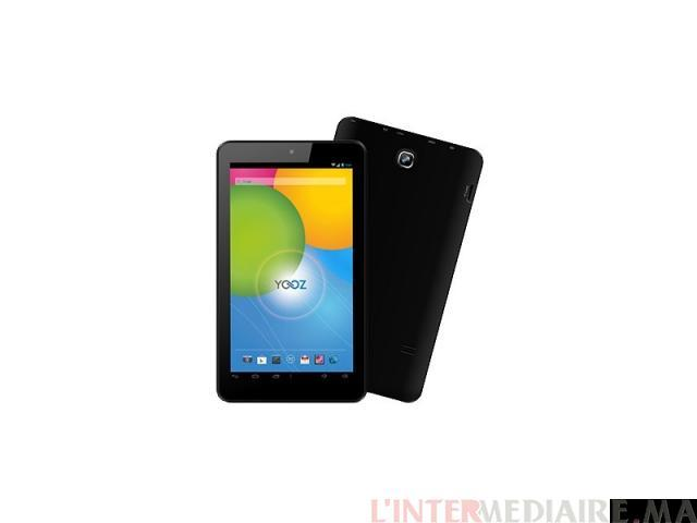 Tablette YOOZ MYPAD703 BLACK
