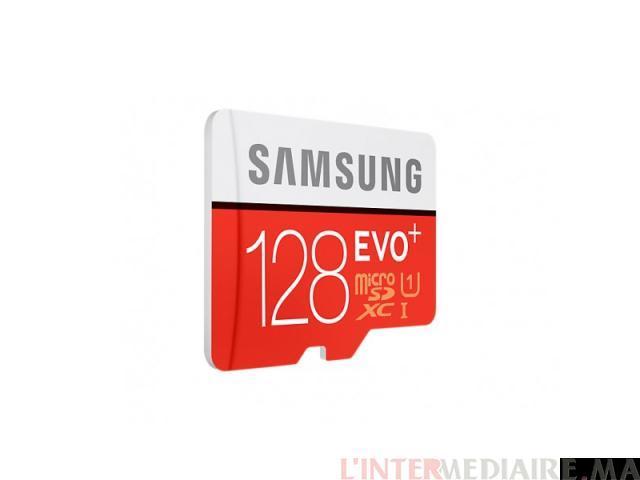 Carte Micro SD mémoire micro SDHC TF 128