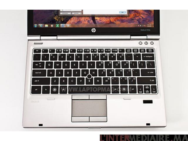 HP EliteBook 2570p  12.5  Core i5 3 GENR