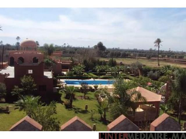 Hôtel à vendre à marrakech