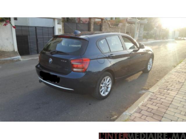 BMW SERIE 1 DIESEL URBAN Neuve