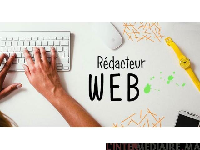 Recrutement journaliste web