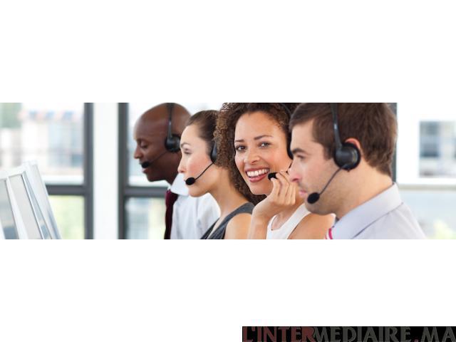 centre d'appels recrutement URGENT
