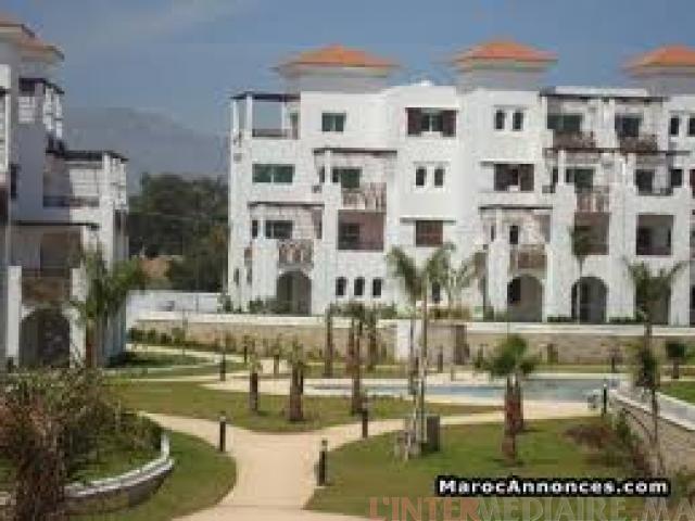 Appartement de 70m2 meublé à CABO NEGRO