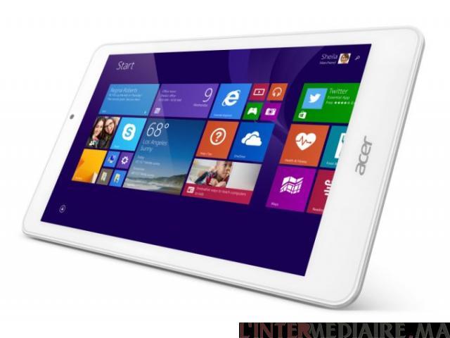Tablette Acer Iconia Tab 8 Windows Intel
