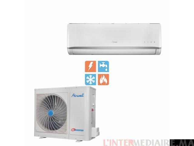 climatiseur airwell et d'autre marque