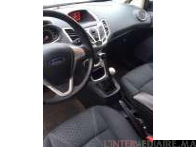 voiture Ford Fiesta