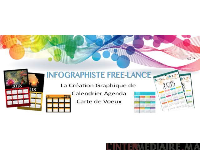 OFFRE INFOGRAPHISTE FREE-LANCE