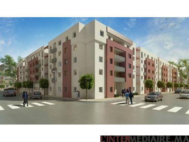 Des appartements de 60 m2 sans banque et