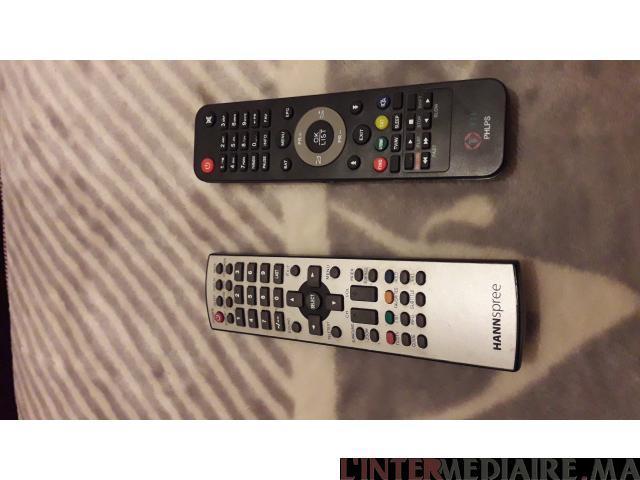 2 Télécommandes a vendre