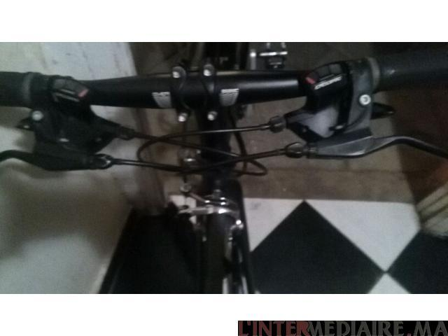 vélo BITWIN aluminium almend