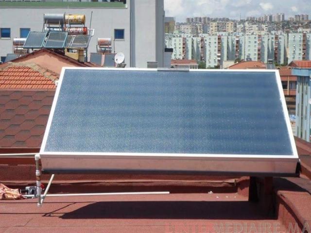 Chauffe eau solaire dernière génération