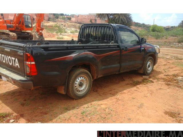 Avendre une pick up hilux model 08/05/13