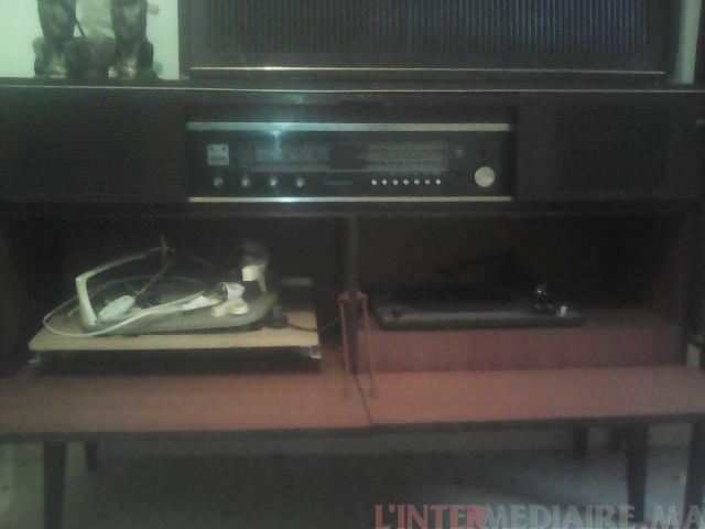Radio meubles