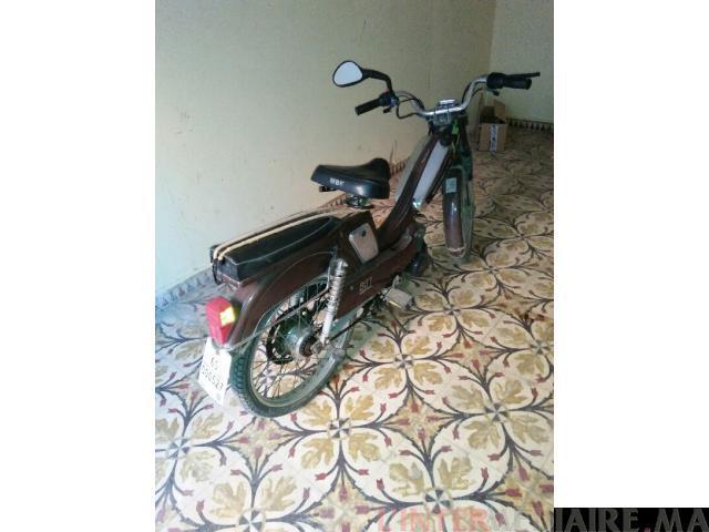 دراجة نارية ممتازة