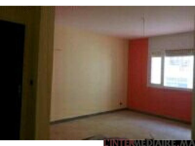 Appartement a temara massira