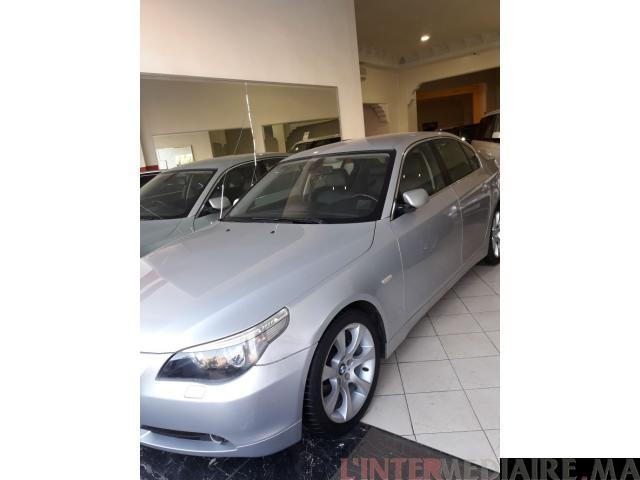 BMW Série 5 diesel