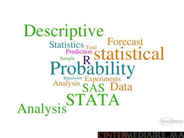 Traitement et analyse statistique SPSS