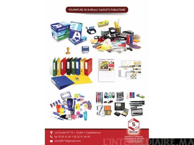EPI et Fournitures de bureau et gadgets