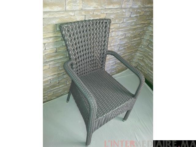 chaises pour cafes