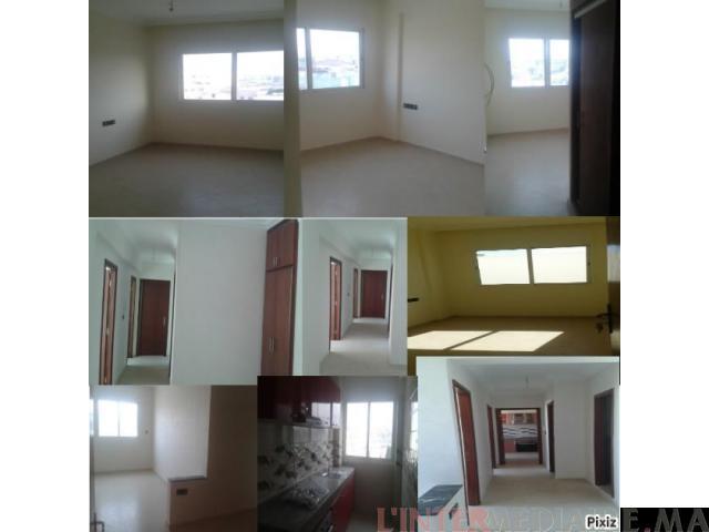 appartement en residence à ain sebaa