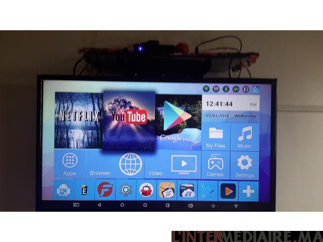 H96 PRO Plus 3GB 32GB Octa core Adrd 7.1