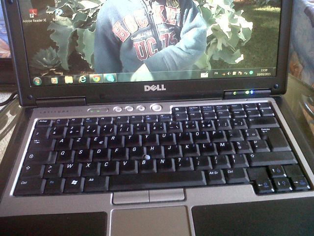 PC Portable Dell D620