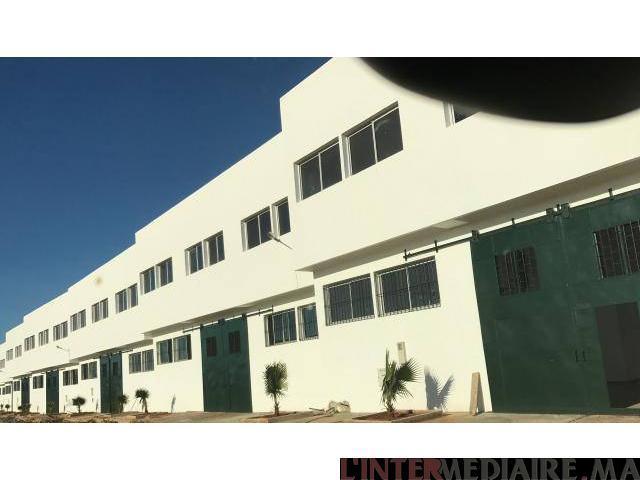 Local industriel Sidi Marouf