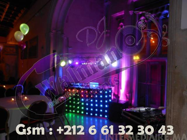 DJ pour Soirées et Anniversaires à Casa