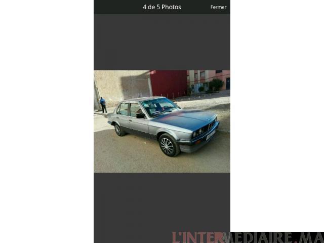 BMW série 324 diesel a vendre
