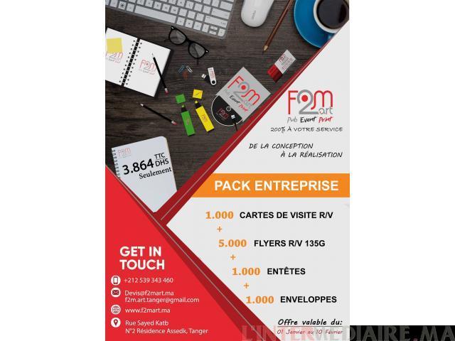 offre pack entreprise