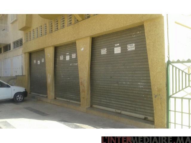 3 garages à montfleuri