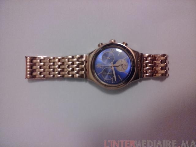 Montre Swatch BLUE WIN Unisex