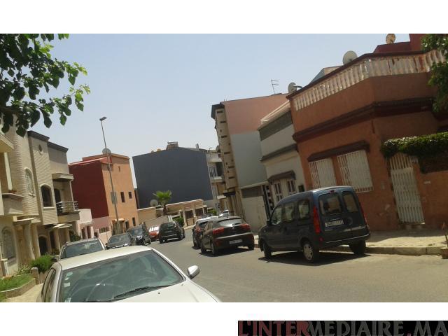 1ére étage villa à hay el qods bernoussi