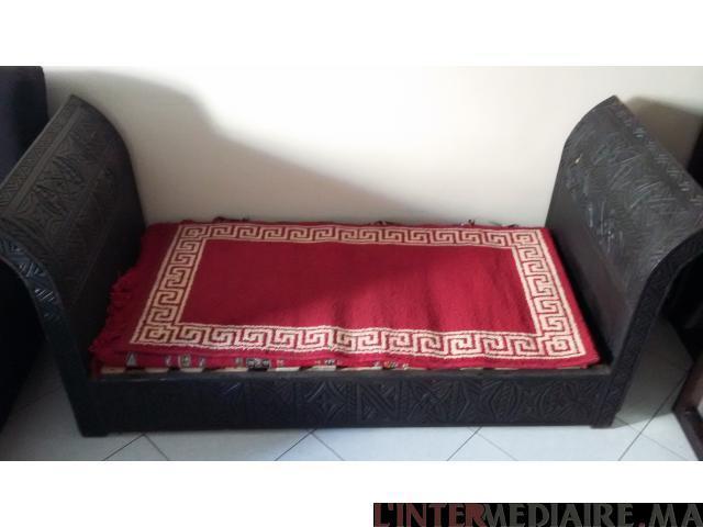 meuble rustique