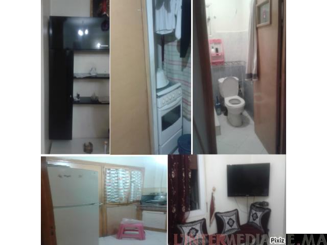 appartement meublé Residence atlantique2