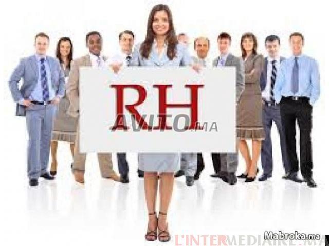 assistant (e) RH