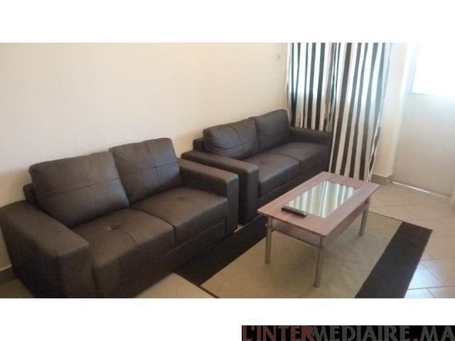 appartement meuble agadir
