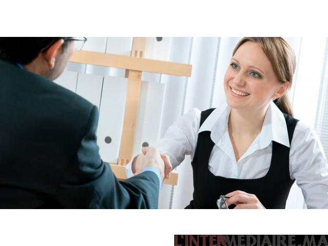 Offre d'emploi à ne pas rater