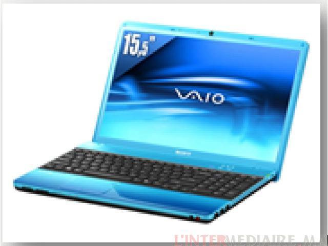 Ordinateur portable SONY Vaio VPC-EB3E4E