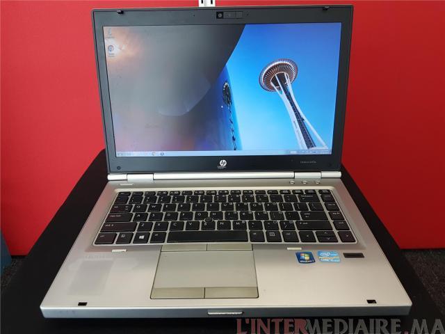 HP EliteBook 8470p / Intel Core I5 3ème