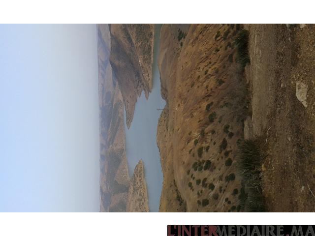 Vend terrain agricol vue pnoramic 4ha
