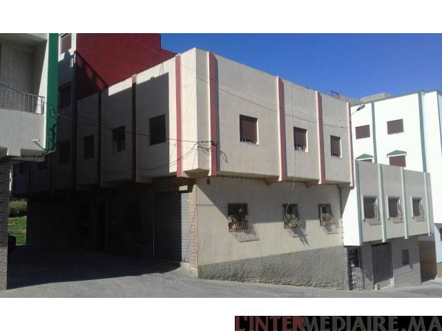 Une maison indépendante à Tétouan