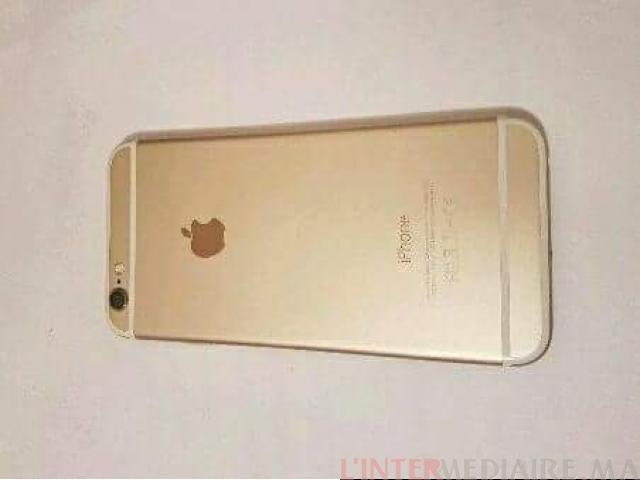 IPhone 6 Gold Neuf