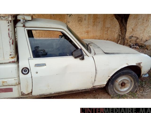 pikup Peugeot 504